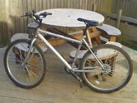 Trax TR1 men's mountain bike