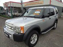 2006 Land Rover Discovery 3 S Silver 6 Speed Automatic Wagon Sandgate Newcastle Area Preview