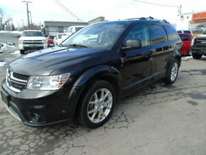 2013 Dodge Journey/CREW/7 passenger/heated seats and steering