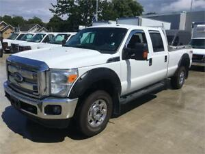 2012 Ford F-250 4x4 crew cab long box XLT FX4 gas