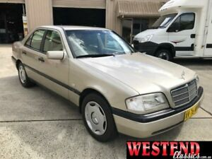 1996 Mercedes-Benz C200 Gold Automatic Sedan Lisarow Gosford Area Preview