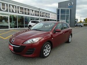 2010 Mazda Mazda3 **HATCHBACK**LIKE NEW!!** GX
