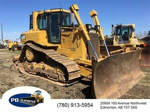2008 Caterpillar D6T XL Crawler Dozer - Ex County Machine