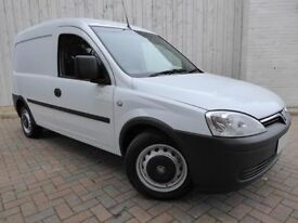 Vauxhall Combo 1.3 CDTI 75 Van, 5 Door ....Immaculate Van, with No VAT, and Amazing Fuel Economy