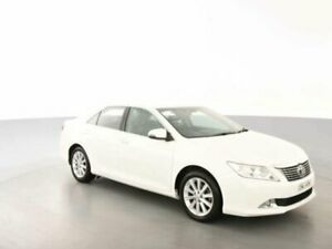 2014 Toyota Aurion GSV50R Prodigy Diamond White 6 Speed Automatic Sedan