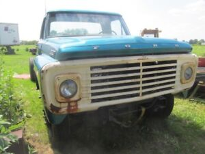 1967 ford f600