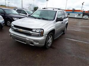 2006 Chevrolet TrailBlazer LS- CLEAN CARPROOF- ONLY 156000 KM!