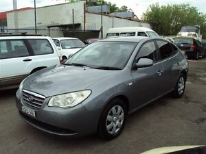 2009 Hyundai Elantra HD SX Grey 4 Speed Automatic Sedan Punchbowl Canterbury Area Preview