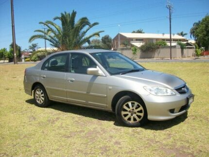 2004 Honda Civic 7TH GEN GLi 4 Speed Automatic Sedan Alberton Port Adelaide Area Preview