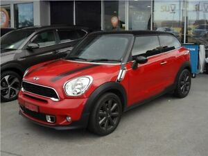 2013 Mini Paceman R61 Cooper S Blazing Red 6 Speed Manual Coupe Hamilton East Newcastle Area Preview