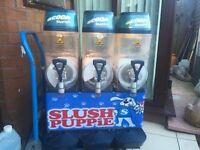 GBG 3 Barrel Slush Machine