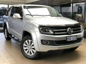 2015 Volkswagen Amarok 2H MY15 TDI420 4Motion Perm Highline Silver 8 Speed Automatic Utility Belconnen Belconnen Area Preview