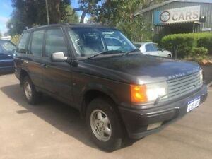 1997 Land Rover Range Rover HSE Grey 4 Speed Automatic Wagon Margaret River Margaret River Area Preview
