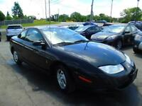 2002 SATURN SC1 AUTOMATIC AIR WE FINANCE!!