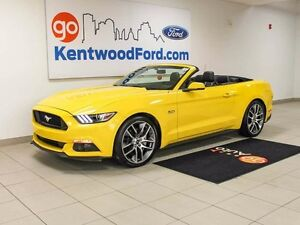 2015 Ford Mustang GT Premium Leather, NAV, Reverse Camera.