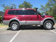 2005 Mitsubishi Pajero Exceed 4x4 LWB Wagon Mount Lawley Stirling Area Preview