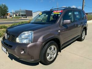 2009 Nissan X-Trail T31 MY10 ST Grey 1 Speed Constant Variable Wagon Fyshwick South Canberra Preview