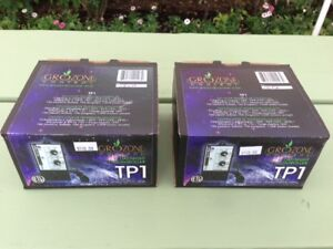 2 - Grozone TP1 Day/Night Grow Room-Tent Temperature Controllers