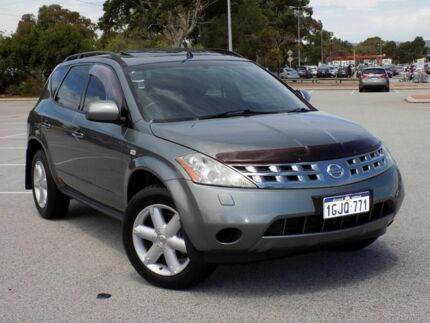 2007 Nissan Murano Z50 TI-L Grey 6 Speed Constant Variable Wagon Maddington Gosnells Area Preview