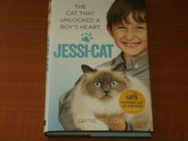 Jessi-cat: The cat that unlocked a boy's heart - Jayne Dillon