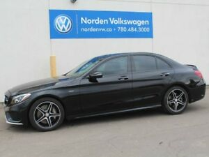 2016 Mercedes-Benz C-Class LOADED C450 AMG - TURBO V6 / NAV / HE