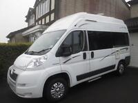 2008 AUTO-SLEEPER SYMBOL 2 BERTH, ONE OWNER, VERY LOW MILEAGE MOTORHOME FOR SALE
