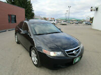 2005 Acura TSX Fully Loaded Sedan