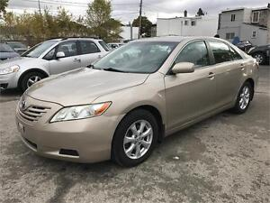 TOYOTA CAMRY 2008 AUTOMATIQUE FULL AC MAGS TOIT V6