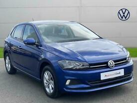 image for 2018 Volkswagen Polo 1.0 Tsi 95 Se 5Dr Dsg Auto Hatchback Petrol Automatic