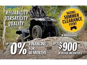 2.99% FINANCING - END OF SUMMER ATV CLEAR-OUT St. John's Newfoundland image 1
