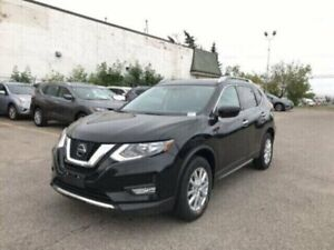 2018 Nissan Rogue SV   AWD   HTD Seats   *Nissan Certified*
