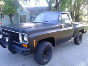 Looking for a Chevy Sidestep