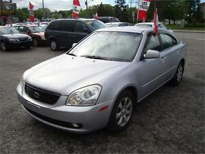 2007 Kia Magentis LX-V6 Clean Car !