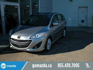 2017 Mazda Mazda5 GT LEATHER SO USEFUL UNLIMITED MILEAGE WARRANT