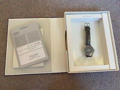 MeisterSinger Watch Perigraph BM1007 (with one single hand)
