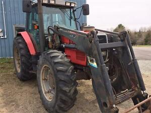 Tracteur Massey Ferguson 6180 -1997-