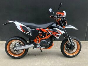 2016 KTM 690 SMC R Epping Whittlesea Area Preview
