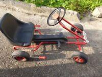 Kettcar pedal go kart
