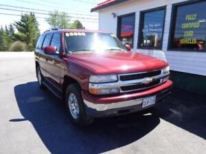 2003 Chevrolet Tahoe LT NEW MOTOR WITH ONLY 150K ON IT!