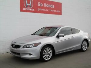 2009 Honda Accord Cpe EX-L V6