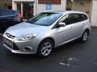 Ford Focus 1.6TDCi 5 Door Estate Edge Diesel Car £20 Road Tax Air Con Low Miles