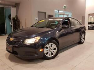 2014 Chevrolet Cruze LT-AUTO-REMOTE STARTER-BLUETOOTH-ONLY 77KM