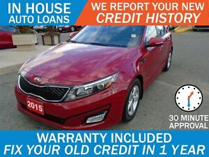 KIA OPTIMA LX - APPROVED IN 30 MINUTES! - ANY CREDIT LOANS