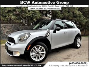 2014 MINI Cooper Countryman S AWD Automatic Technology Package