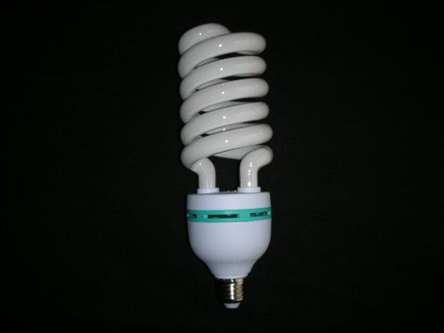 Outstanding High Quality 120V 85W 5500K E27 Daylight Studio Light Bulbs CFL