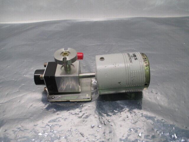 MKS 627A.1TAD-----S Baratron Pressure Transducer Assy w/ Valve, .1 Torr, 415501