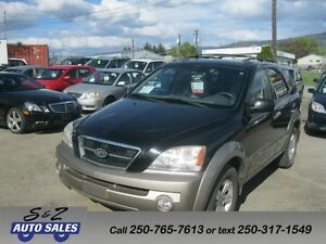 2005 Kia Sorento AWD LOCAL 1 OWNER!