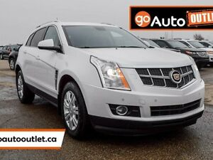 2012 Cadillac SRX Luxury & Performance Collection