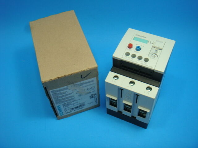 1 NEW SIEMENS OVERLOAD RELAY, 3RU1146-4DB0, 18-25A, S3, NEW IN FACTORY BOX
