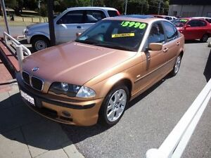 2000 BMW 323I LEATHER/ ROOF Bronze 4 Speed Automatic Sedan Victoria Park Victoria Park Area Preview